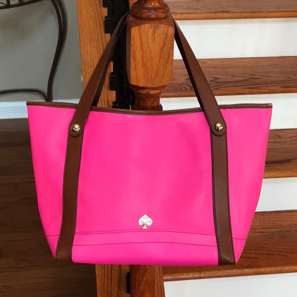 kate spade Handbags - ♠️Kate Spade Pink tote ♠️